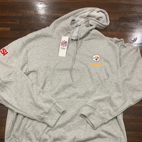 a15745e9ada Pittsburgh Steelers Lightweight hoodie